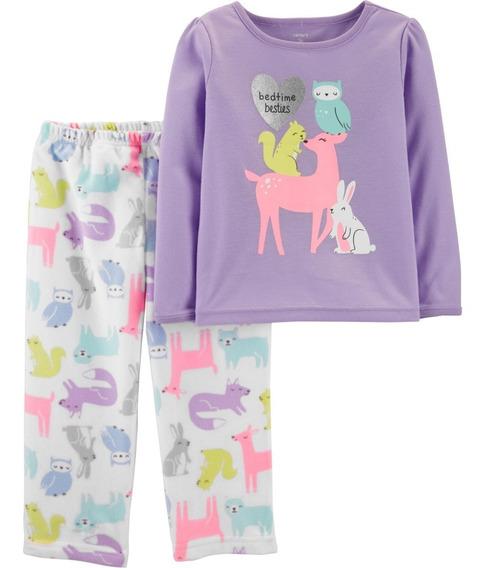 Pijama Carters Niña 2 Piezas