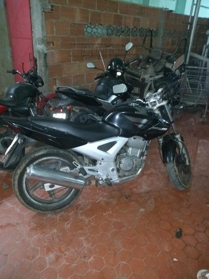 Honda Twester Cbx 250