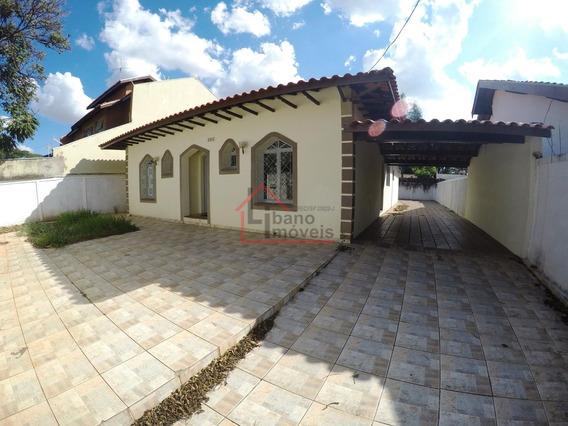 Casa Para Aluguel Em Cidade Universitária - Ca002008