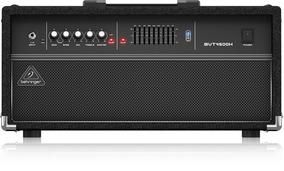 Amplificador Cabeçote Para Baixo Behringer Bvt4500h 450w Rms