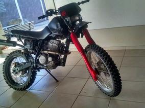 Moto De Trilha Xl 250r Motor Twister Disco Xre300 Frente Crf