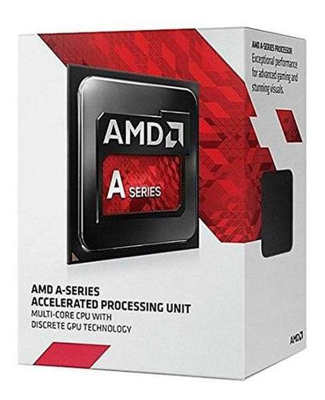 Processador Amd Dual Core A6 7480 3,8ghz Cache 1mb Fm2+
