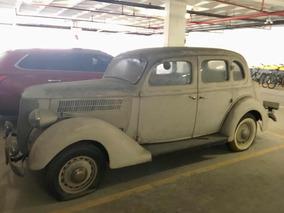 Ford 1936 Raríssimo Cadillac Oldsmobile Buick Packard Hot V8