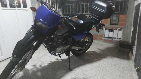 Moto Suzuki Drx-200 M/2016 Perfecto Estado