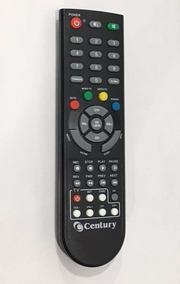 Controle De Receptor Century Midia Box