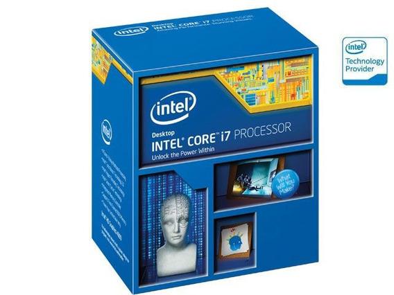 Processador Core I7 Lga 2011 Intel I7-4820k 3.7ghz