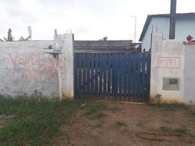 Vende-se Casa Com Excelente Preço Em Itanhaém