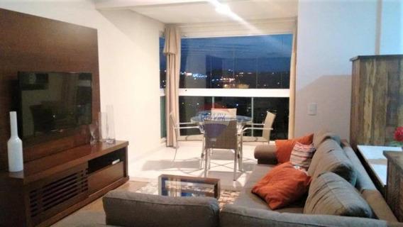 Apartamento Com 1 Dormitório À Venda, 66 M² Por R$ 620.000 - Chácara Floresta - Botucatu/sp - Ap0060