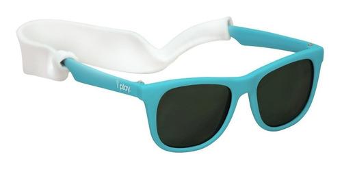 Óculos De Sol Flexivel Aqua Azul (2t-4t) - Iplay