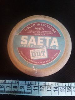 Gath Y Chaves Saeta Insecticida Ddt Antiguo