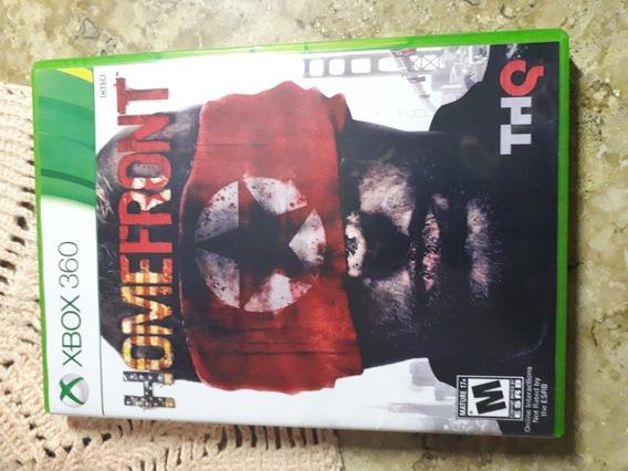 Homefront - Xbox 360 - Mídia Física - Impecável