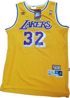 Jersey Autografiado Los Angeles Lakers Magic Johnson Cert