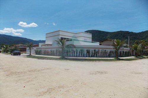 Imagem 1 de 30 de Casa Com 4 Dorms, Mar Verde, Caraguatatuba - R$ 1.4 Mi, Cod: 806 - V806