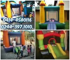 Alquiler Colchón Inflable Fiestas Infantiles (recreadores)