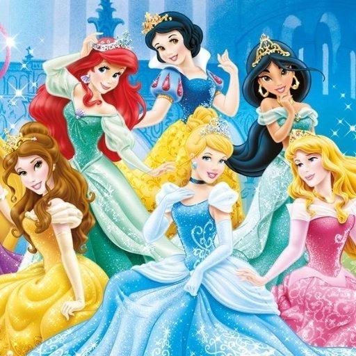 Cotillon Disney Princesas Para 30 Niños
