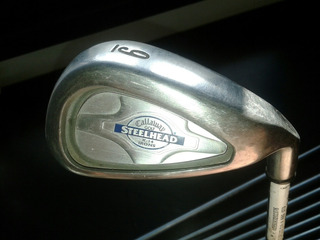 Hierros Golf Callaway X14 3 Al P Grafito Regular