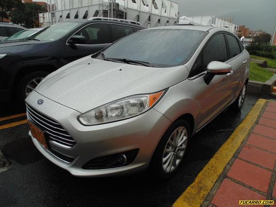 Ford Fiesta Titanium 1.6 Mt
