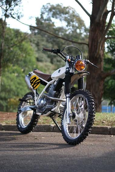 Honda Xr 250 Scrambler (customizada) *leia O Anúncio Todo*