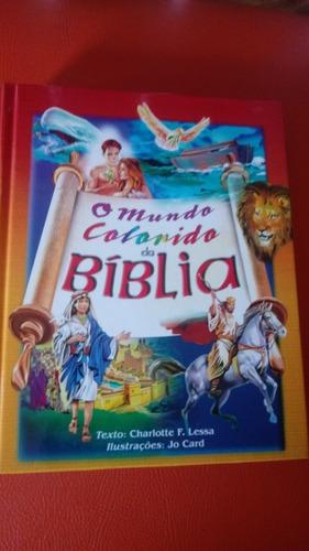 Imagem 1 de 5 de Bíblia Para Crianças, Adultos E Idosos