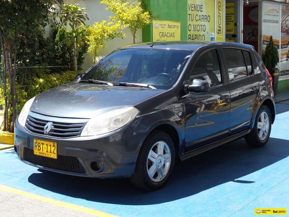 Renault Sandero Musique Gt Full Equipo