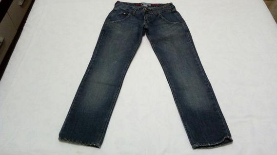 Calça Jeans Khelf Tamanho 36 Azul Otimo Estado