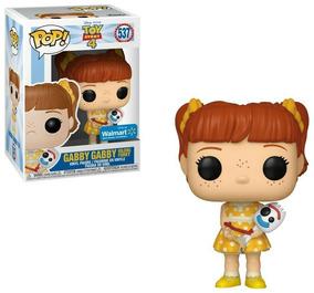 Gabby Gabby With Forky Disney - Toy Story 4 Funko Pop! #537