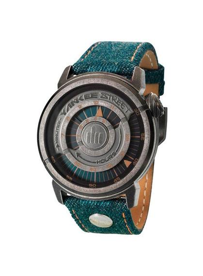 Relógio Yankee Street Masculino - Ys30185a - Cor Verde