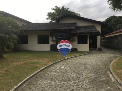 Condomínio Fechado - Lago Azul - Casa 3 Suítes, 300 M² - Centro - Ananindeua / Pa - Ca0160
