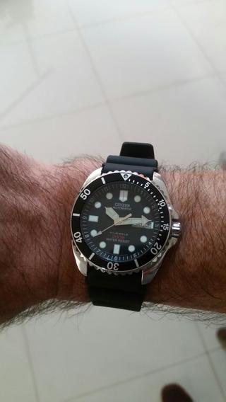 Relógio Citizen Scuba Diver Ny8200