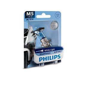 Lâmpada Farol Biz Bros Pop Dream M5 Philips Efeito Xenon