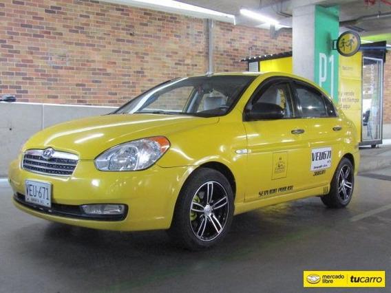 Hyundai Accent Mt Vision Gl 1400