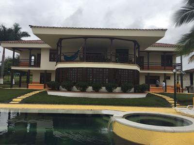 Chalet En Alquiler Vacacional En Quimbaya,quindio