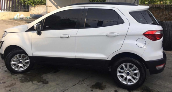 Ford Ecosport 4x2 Mecánica 1.500