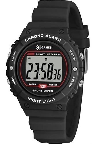 Relógio Xgames Xkppd065 + Garantia De 1 Ano + Nf