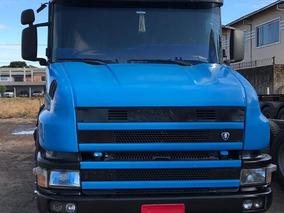 Scania T 124 360 - 6x4 - 2000 - R$105.000,00 (a Vista)