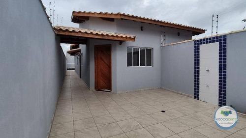 Imagem 1 de 25 de Casa Com 2 Dormitórios À Venda, 67 M² Por R$ 285.000,00 - Jardim Guacyra - Itanhaém/sp - Ca0627