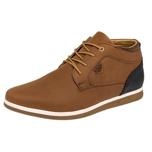 Zapato Juvenli Negro Total Camel Marino 84584 Envio Inmediat