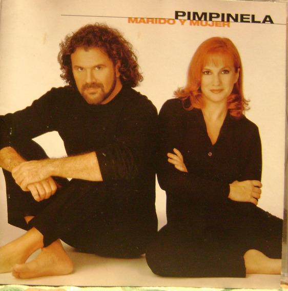 Pimpinela - Cd Original Marido Y Mujer