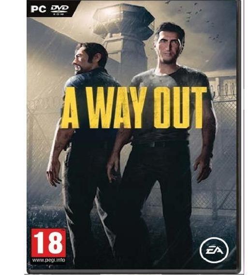A Way Out ( Mídia Física ) Pc