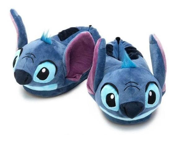 Pantufa 3d Stitch - Ricsen