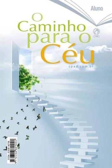 Kit C/ 10 Revistas O Caminho Para O Céu - Aluno