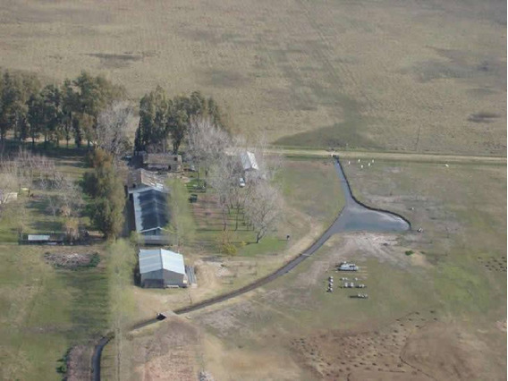 Chacra Kt 51 Ruta 2 Ideal Casa Quinta O Emprendimiento Rural