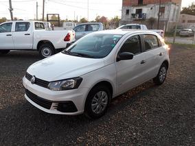 Volkswagen Gol Trend 1.6 Trendline 101cv Con Permuta Y Finan