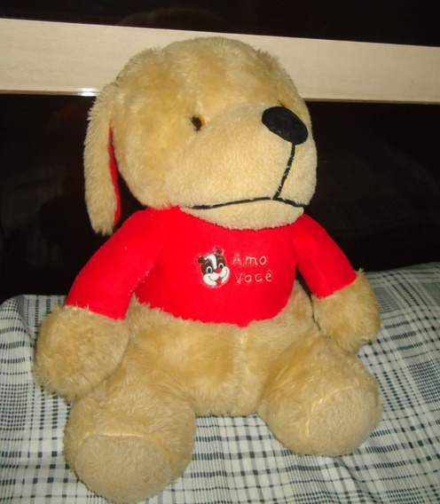 Urso Amo Você Lionella