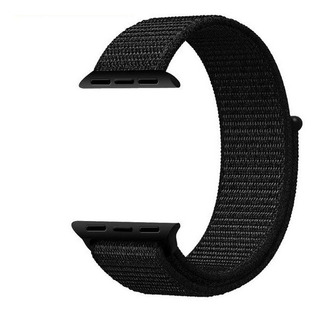 Pulseira Relógio Nylon Loop Sport P/ Apple Watch 44mm 42mm