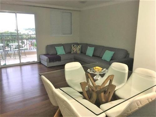 Imagem 1 de 10 de Apartamento Com 2 Dormitórios À Venda, 75 M² Por R$ 635.000,00 - Água Rasa - São Paulo/sp - Ap4889
