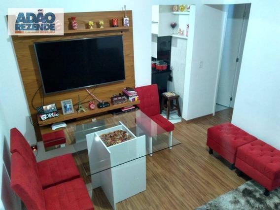 Apartamento Com 2 Dormitórios À Venda, 47 M² Bom Retiro - Teresópolis/rj - Ap1535
