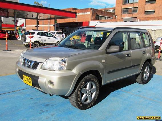 Nissan X-trail Classic 4x4 2200cc Mt Aa