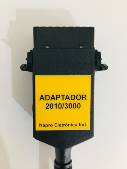 Cabo Adaptador 2010/3000 Do Pc Scanner 3000 Usb Napro