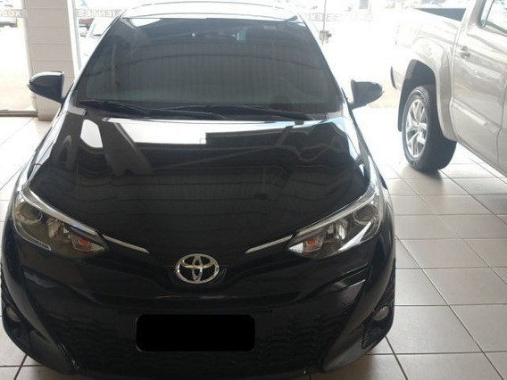 Toyota Yaris Xls 1.5 Flex 16v 5p, Fya0077